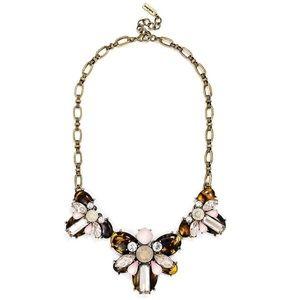 New Vintage Style BaubleBar Bliss Bib Necklace